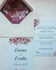 Invitație cu plic personalizat 3