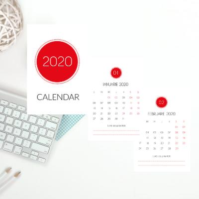 calendar_de_birou_personalizat_2020