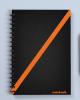 Agenda business cu coperta personalizata Black 2
