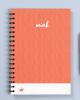 Notes A5 cu coperta personalizata cu logo firmei 2