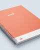 Notes A5 cu coperta personalizata cu logo firmei 1