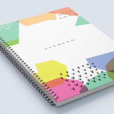 Agenda business cu coperta creativa A5 1
